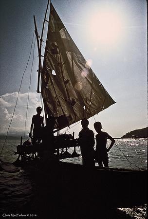 Destination- Sing Sing at Kairiru Island